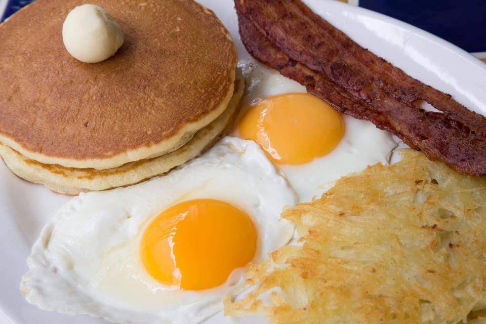 Desayuno madrugador